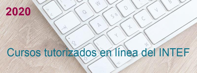 21 cursos de formación en liña Ministerio – INTEF 2020